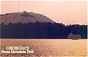 Georgia s Stone Mountain Park Postcard p2777 (Image1)
