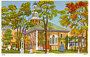 Christ Church, Alexandria, Virginia (Image1)