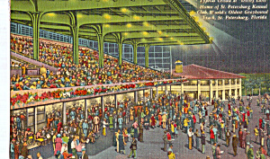 Greyhound Track, St Petersburg, Florida (Image1)