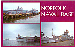 Norfolk Naval Base (Image1)