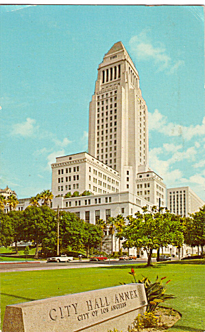 City Hall Los Angeles California p27821 (Image1)