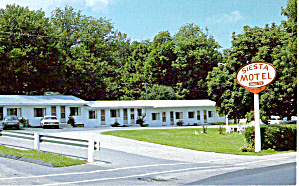 Siesta Motel Ltd  Digby Nova Scotia Canada p27823 (Image1)