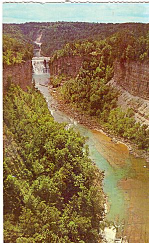 Letchworth State Park Castile New York p27843 (Image1)