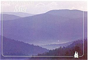 Vogel State Park GA Postcard p2784 (Image1)