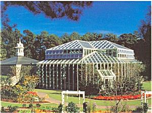 Butterfly Center Pine Mountain  GA Postcard p2786 (Image1)