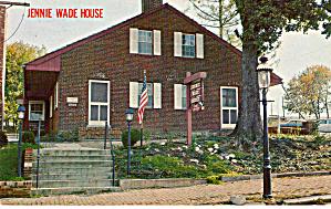 Jennie Wade House Gettysburg Pennsylvania p27876 (Image1)
