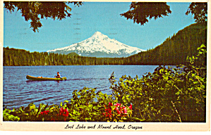 Mt Hood And Lost Lake Or P27879