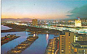 Honolulu and Ala Moana Shopping Center Hawaii p27911 (Image1)