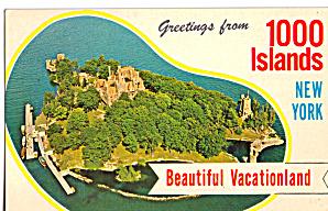 Boldt Castle on Heart Island 1000 Islands NY p27913 (Image1)