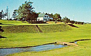 9th Green, Green Gables Golf Course, Cavendish (Image1)