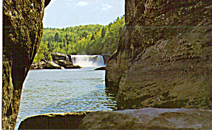 Cumberland Falls The Naigara of the South KY p27940 (Image1)