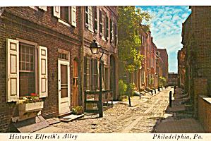 Elfreth s Alley Philadelphia PA p27941 (Image1)