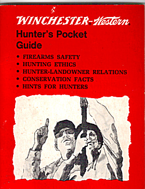 Winchester-western Hunter's Pocket Guide