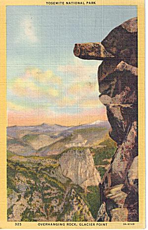 Glacier Point, Yosemite National Park (Image1)