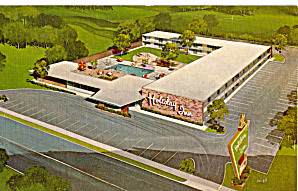 Holiday Inn Kansas City South Postcard P27846