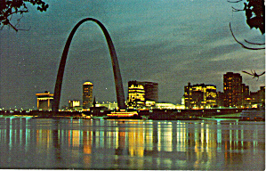Gateway Arch, Jefferson National Expansion Memorial (Image1)