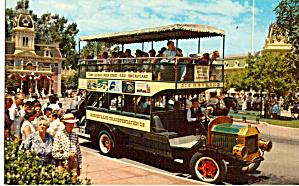 Disneyland Omnibus CA p28041 (Image1)