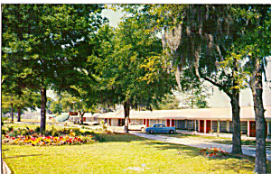 Fairways Motel Silver Springs Florida Postcard p28055 (Image1)