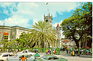 Public Buildings, Bridgetown, Barbados