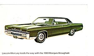 1969 Lincoln Marquis Brougham 4-Door Hardtop (Image1)