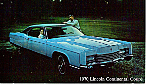 1970 Lincoln Continental 2-Door Hardtop (Image1)