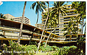 Hilton Hawaiian Village Wakiki P28086