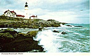 Portland Head Light Casco Bay Portland Maine p28087 (Image1)