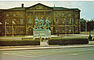 War Memorial, Charlottetown,Prince Edward Island (Image1)