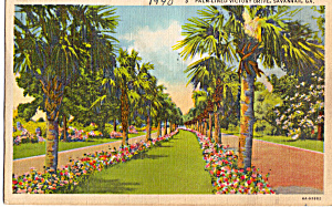 Victory Drive Savannah Georgia p28106 (Image1)