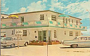 Sun Aqua Ocean City New Jersey Postcard p28113 (Image1)