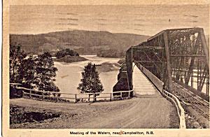 Railroad Bridge Campbellton New Brunswick p28130 (Image1)
