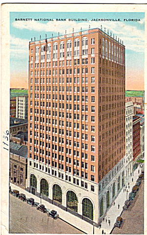 Barnett National Bank Building, Jacksonville (Image1)