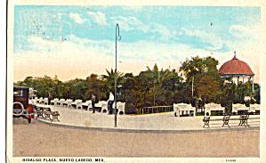 Hidalgo Plaza, Nuevo Laredo, Mexico (Image1)