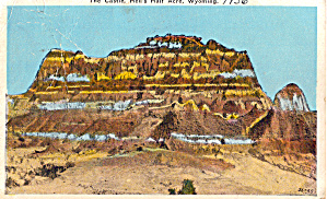 The Castle, Hells Half Acre, Wyoming (Image1)