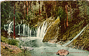 Mossbrae Falls, California (Image1)