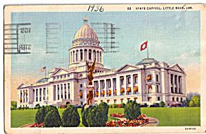 State Capitol Little Rock Arkansas p28281 (Image1)