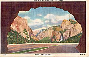 Portal of Grandeur, Yosemite National Park (Image1)