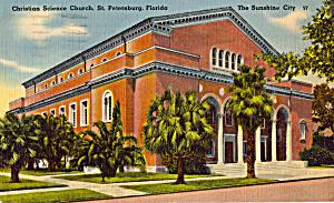 Christian Science Church St Petersburg FL p28295 (Image1)