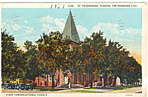 First Congregational Church, St Petersburg (Image1)