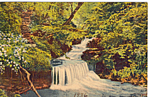 A Pennsylvania Waterfall (Image1)