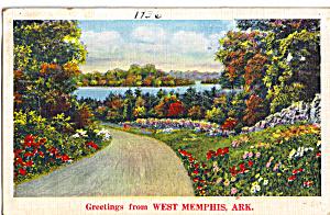 Road River Scene West Memphis Arkansas p28329 (Image1)