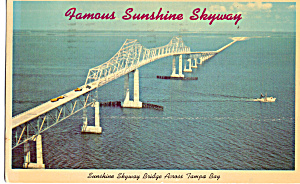 Famous Sunshine Skyway Tampa Bay p28336 (Image1)