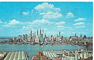 Lower Manhattan Skyline From Brooklyn New York City p28351 (Image1)