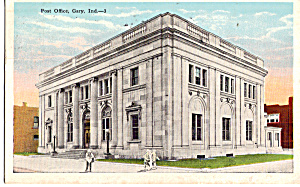 Post Office, Gary, Indiana (Image1)