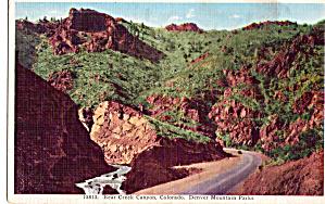 Bear Creek Canyon Denver Mountain Parks Colorado p28405 (Image1)