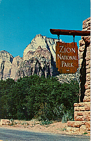 Gateway to Zion National Park UT p28415 (Image1)
