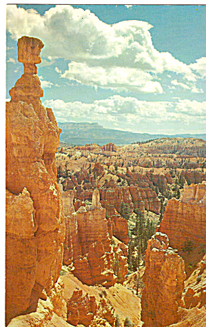 Thors Hammer Bryce Canyon National Park Utah P28420