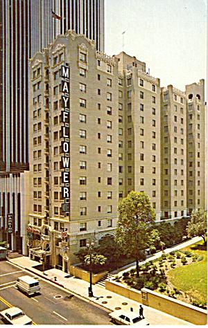 Mayflower Hotel Los Angeles California p28425 (Image1)
