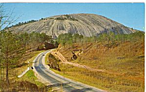 Stone Mountain Georgia Postcard p28429 (Image1)