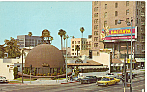 Brown Derby Restaurant, Los Angeles, California (Image1)